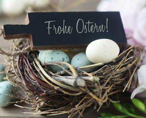 Frohe Ostern | Hautarztpraxis Berlin - Dr. Reytan