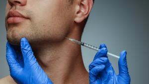 Massetermuskel (Kaumuskel) mit Botox behandeln